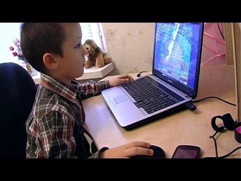 Беда: ребенок у компьютера - интернет-зависимость