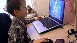 видео Как отучить ребенка от компьютерной зависимости: советы психолога