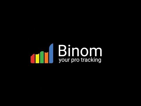 Binom | your pro tracking