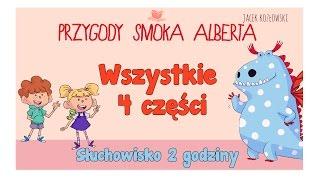 PRZYGODY SMOKA ALBERTA cała bajka - Bajkowisko.pl - bajka dla dzieci (audiobook)