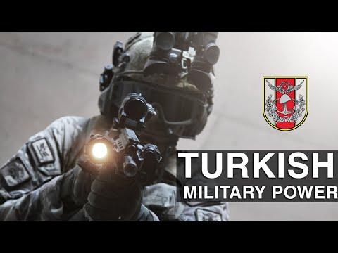 "SCARY TURKISH MILITARY POWER | ""Rush like a hurricane"""