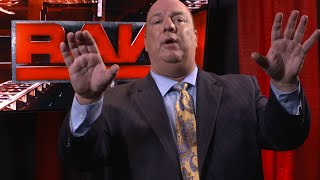 Paul Heyman recalls The Beast