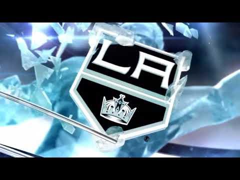 Anze Kopitar goal. Los Angeles Kings vs New York Islanders 12/17/2017