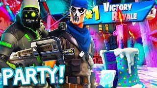 🛑-LIVE' BIRTHDAY HYPE!!! V-BUCKS GIVEAWAY SWAGGER/AUSTIN RIGHT MAINTENANT! (Fortnite Battle Royale)