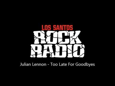 Julian Lennon - Too Late For Goodbyes / Jesse