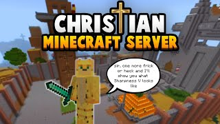 I Ran A Christian Minecraft Server For A Month; Here's What I Learned