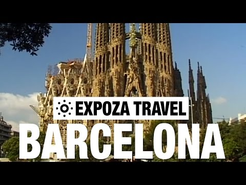 Barcelona (Spain) Vacation Travel Video Guide