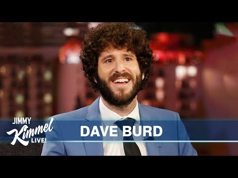 Dave Burd 'Lil Dicky' On Viral Fame, Kevin Hart & New Show