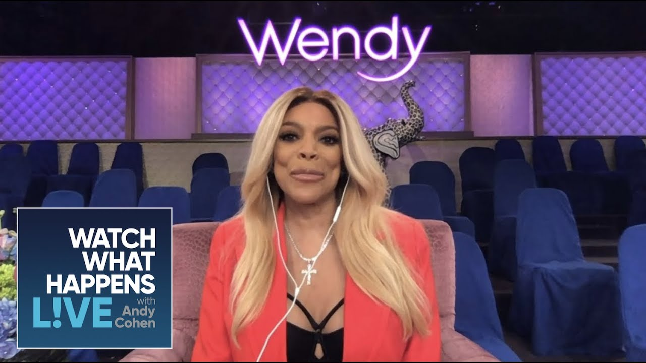 Does Wendy Williams Have a New Man? | WWHL