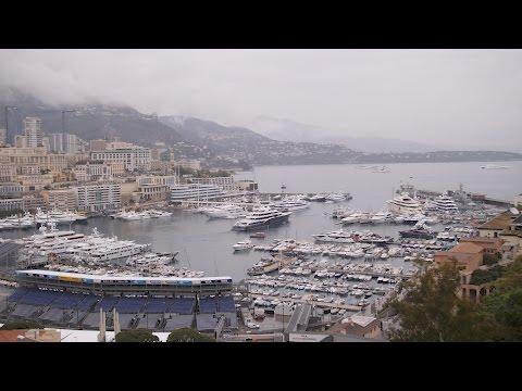 Monaco - Fast Cars, Big Boats and Rain