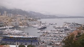 Monaco - Fast Cars, Big Boats and Rain