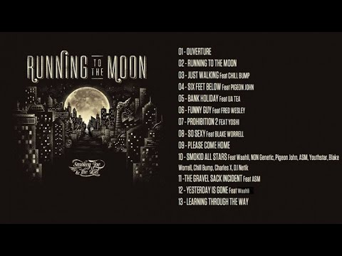SMOKEY JOE & THE KID - Running To The Moon (Full Album)