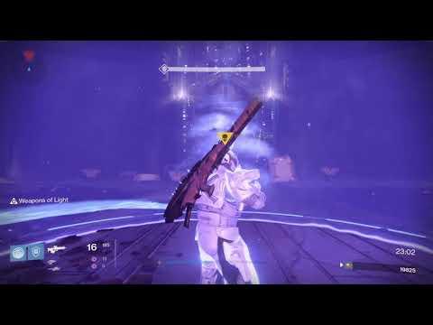 Destiny 1, Nightfall, Titan Defender, The Bond Brothers (3-26-20)