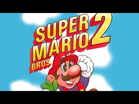 Super Mario Bros. 2 (dunkview) - videogamedunkey