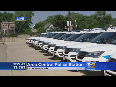CPD Begins Rolling Out New Fleet Of Police Cruisers