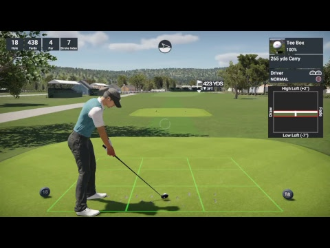 Let's Play - Golf - Bay Hill R1