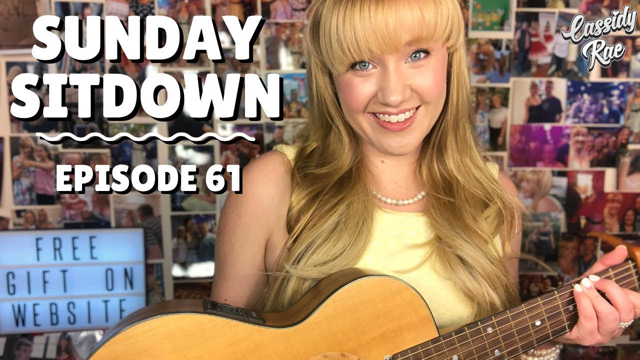 Sunday Sitdown ♡ Episode 61