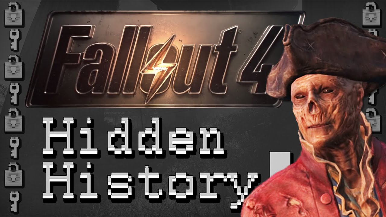 Fallout 4 - The Hidden History of Ghouls
