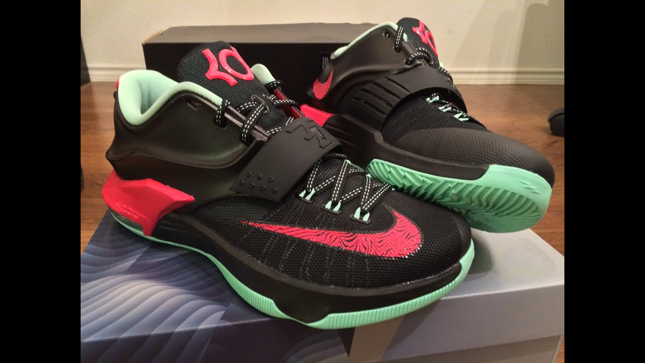 super popular 1d9dd 1464f ... official store kd7 bad apple detailed on feet review youtube 8ee7c e3f30