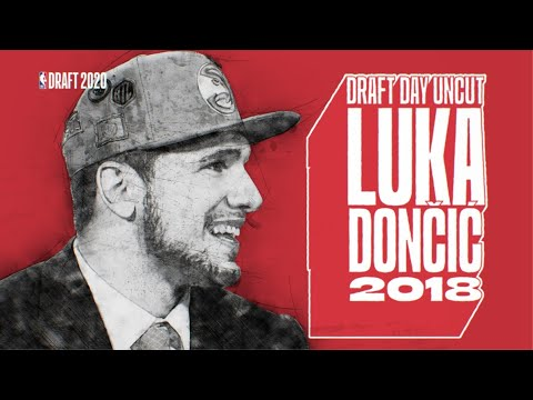 🍿 DRAFT DAY UNCUT | LUKA DONČIĆ - Extended behind the scenes coverage of Luka's draft experience