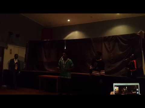 Clique viral performs ku kalale with T.i.m