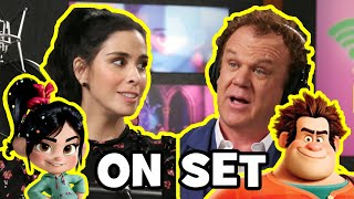 Behind The Scenes on WRECK-IT RALPH 2 - Ralph Breaks The Internet Movie B-Roll & Bloopers Video