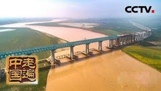 《走遍中国》系列片《飞架天险-飞架天鹅湖》三门峡黄河公铁两用大桥成功合龙 20190716 | CCTV中文国际