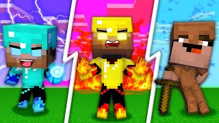 MONSTER SCHOOL : BABY HEROBRINE LIFE - FUNNY MINECRAFT ANIMATION