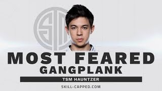 Why TSM Hauntzer's Gangplank is so Feared - SkillCapped Analysis