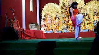 Aamar durga||konya shlok by barati bandopadhyay||poetry presentation
