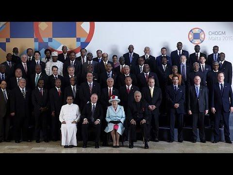 Happy memories: Queen Elizabeth opens Commonwealth summit in Malta