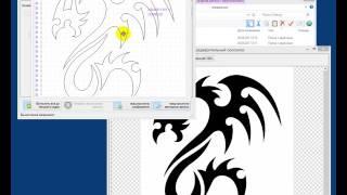Программа генерации G-кода версии 3 (видео №1)
