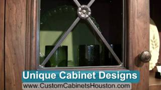Custom Cabinet Drawers, Doors, And Hinges