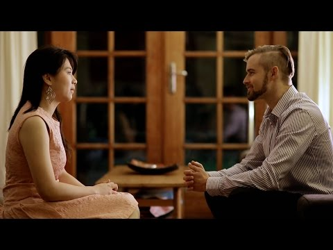 Acting reels Melbourne  reel   Lucy Susilo with Grant O'Rourke