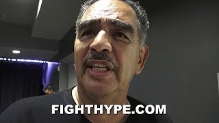 ABEL SANCHEZ REVEALS WHAT GOLOVKIN TOLD HIM RIGHT AFTER LOSS TO CANELO; TALKS RUBBER MATCH