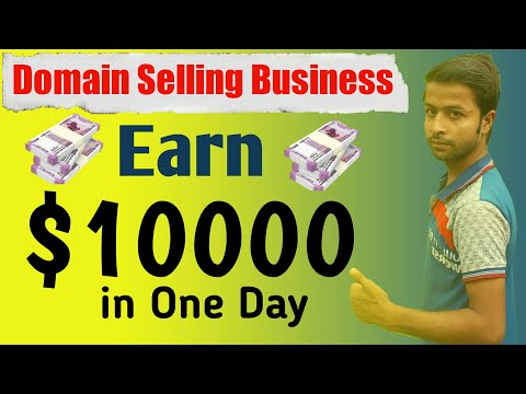 Domain Selling Business 2020 | Earn $10000 in One Day | Biggest Opportunity 2020 | Make Money Online