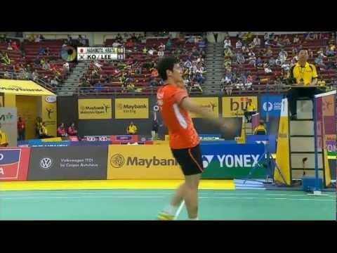 QF - MD - H.Hashimoto / N.Hirata vs Ko S.H. / Lee Y.D. - 2013 Maybank Malaysia Open