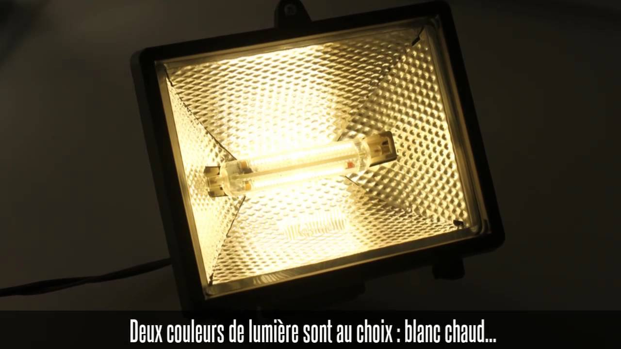 Ampoule led r s w lm ° d mm youtube