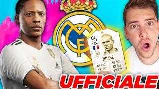 FIFA 19 ALEX HUNTER AL REAL MADRID: UFFICIALE!! - TUTTE LE ICON di FIFA 19 Ultimate Team