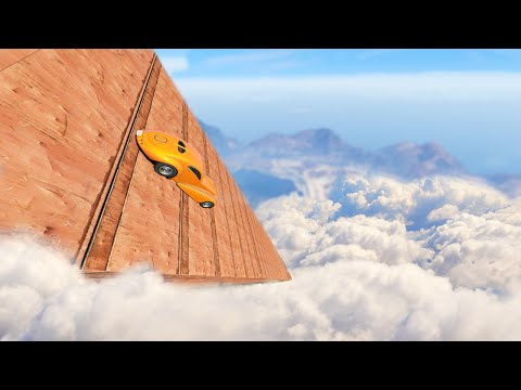 WORLDS HARDEST RAMP! (GTA 5 Funny Moments)