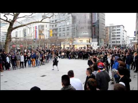 Harlem Shake   Frankfurt    FFM   Zeil