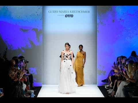buy online 2a200 c5778 Fashion Week 2018: Guido Maria Kretschmer Fashion Show - YouTube