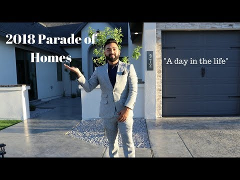 A day in the life #005 |  Parade of Homes |