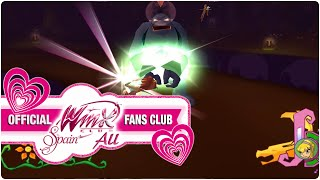 Winx Club PC Game - 11. Winx Club battle against the strongest troll until now