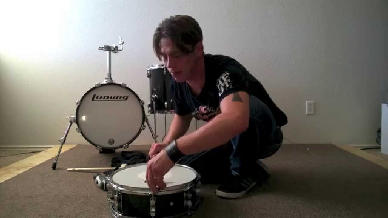 setting up a questlove breakbeats snare pt1 top head youtube. Black Bedroom Furniture Sets. Home Design Ideas