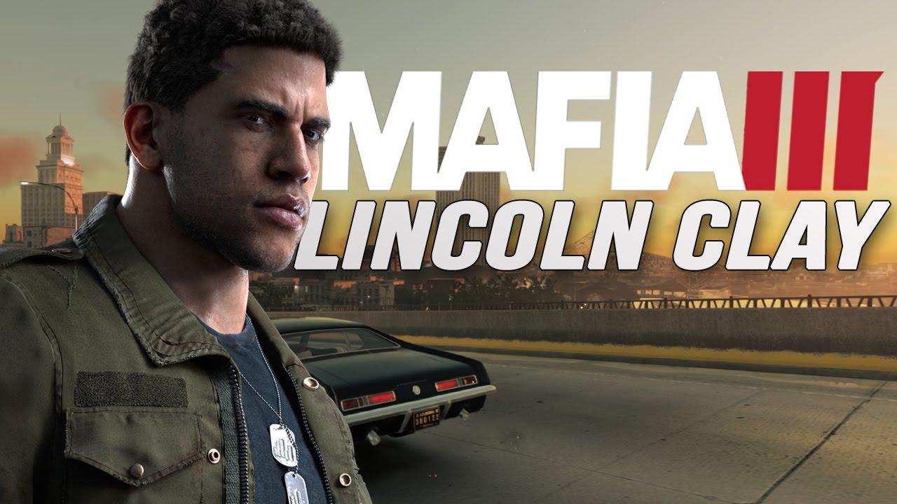Главный герой игры - Линкольн Клей