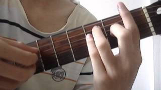 """Only Love""[Trademark] Hướng dẫn guitar.Tab Included"