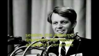 Bob Kennedy - Discorso sul PIL