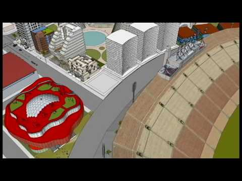 ACE Mentor Los Angeles / Orange County 2016 Design Project Olympic Village Video