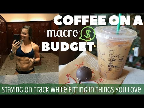 Ballin' On A Coffee Budget! Macro Friendly Starbucks | VS My Protein Coffee! ☕️